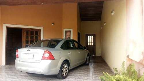 Casa, código 4625 em Itanhaém, bairro Jardim Grandesp