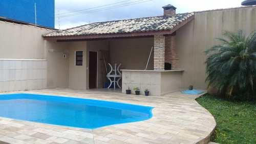 Casa, código 4636 em Itanhaém, bairro Campos Elíseos