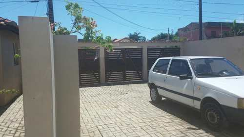 Casa de Condomínio, código 4658 em Itanhaém, bairro Cibratel II