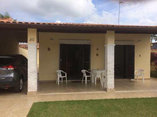Casa, código 4673 em Itanhaém, bairro Jardim Grandesp