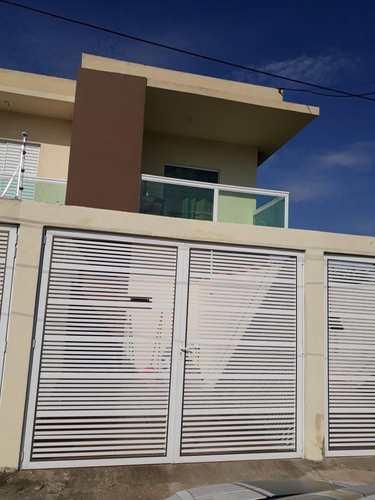 Casa, código 4691 em Itanhaém, bairro Jardim Magalhães