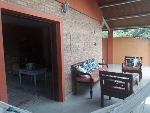 Casa, código 4720 em Itanhaém, bairro Cibratel II
