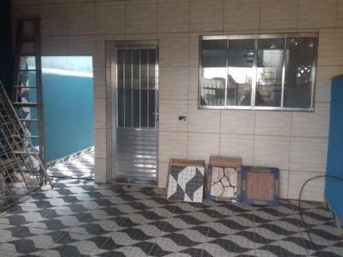 Casa, código 4775 em Itanhaém, bairro Umuarama