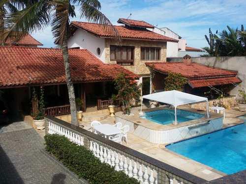 Casa, código 4836 em Itanhaém, bairro Cibratel II