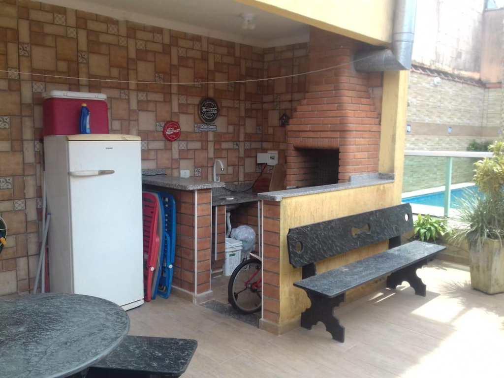 Sobrado em Itanhaém, no bairro Savoy