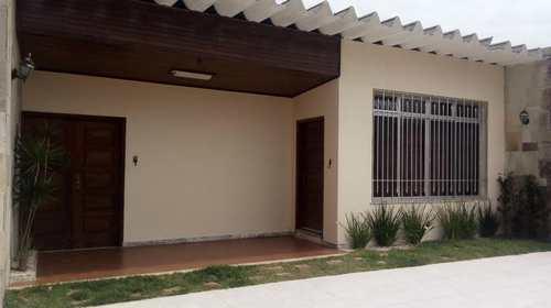 Casa, código 4853 em Itanhaém, bairro Balneário São Francisco