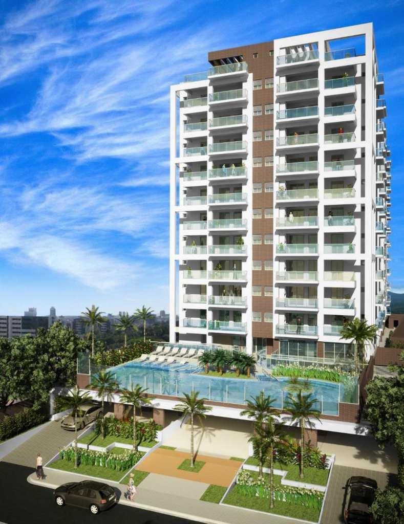 Apartamento em Itanhaém, no bairro Praia dos Sonhos