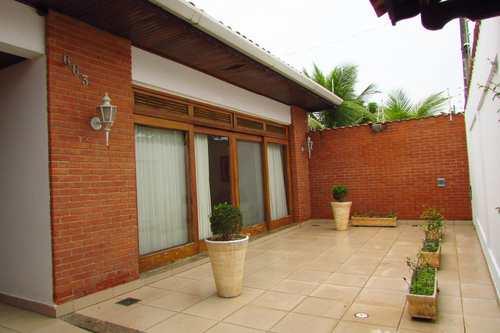 Casa, código 4876 em Itanhaém, bairro Cibratel I