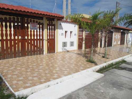 Casa, código 4900 em Itanhaém, bairro Balneário Santa Júlia