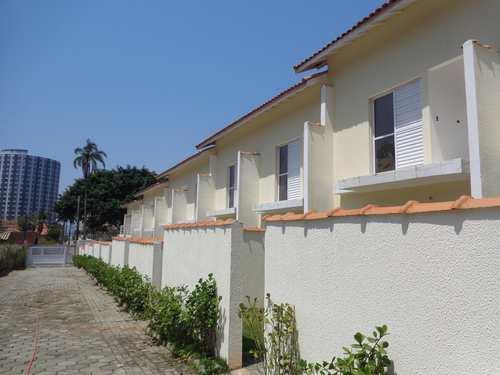 Casa de Condomínio, código 4903 em Itanhaém, bairro Praia do Sonho