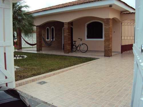Casa, código 4904 em Itanhaém, bairro Suarão