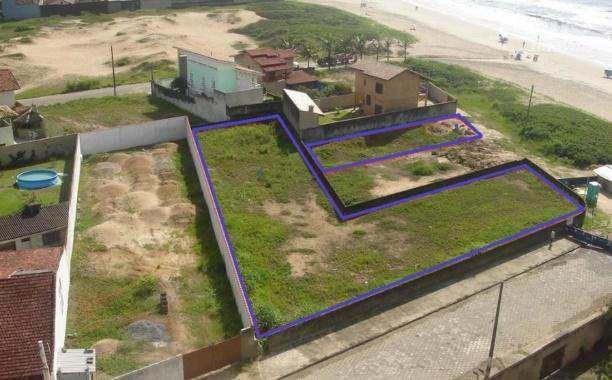 Terreno Comercial em Itanhaém, no bairro Centro