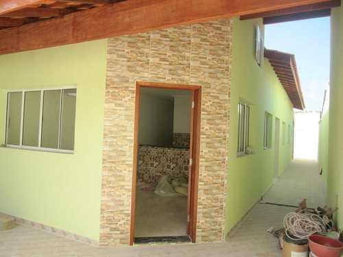 Casa, código 4950 em Itanhaém, bairro Bopiranga