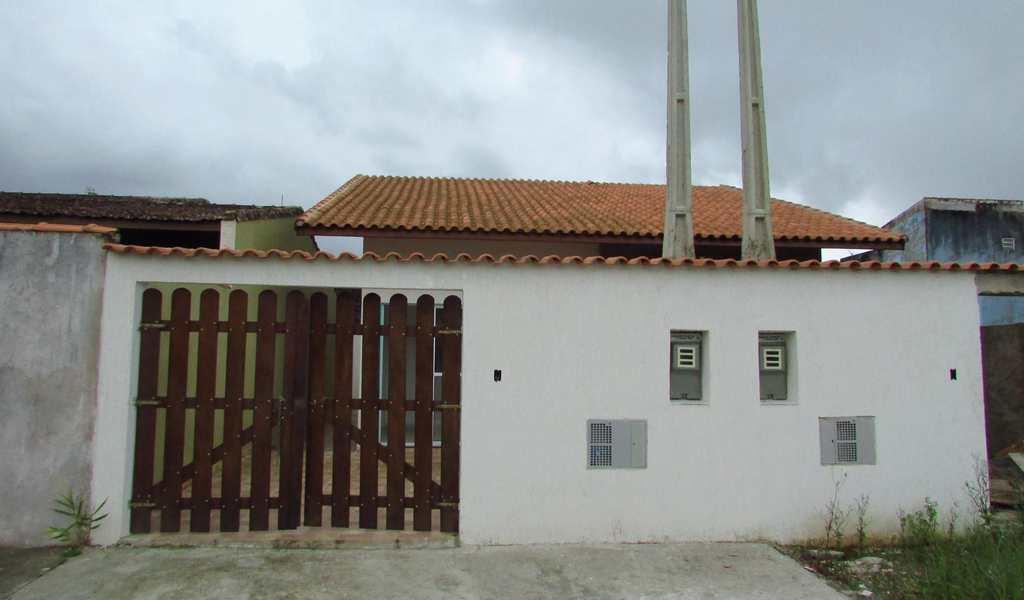 Casa em Itanhaém, bairro Vila Nova Itanhaem