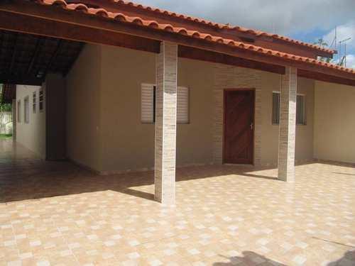 Casa, código 4952 em Itanhaém, bairro Jardim Regina
