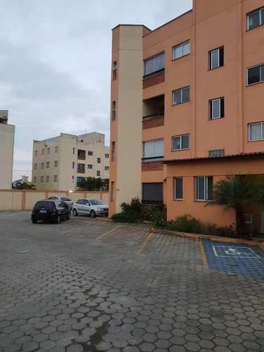 Apartamento, código 4962 em Itanhaém, bairro Cibratel II