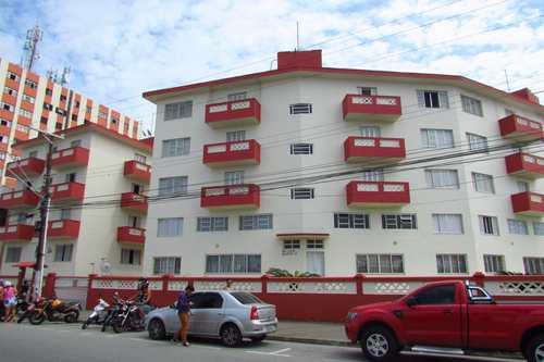 Apartamento, código 4990 em Itanhaém, bairro Centro