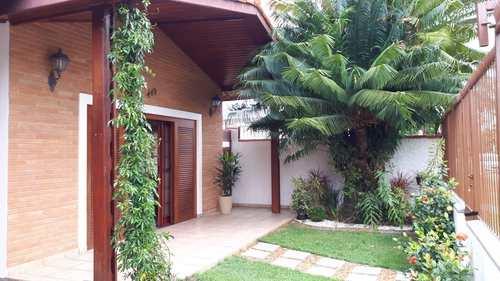 Casa, código 5005 em Itanhaém, bairro Cibratel