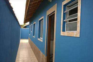 Casa, código 5007 em Itanhaém, bairro Nossa Senhora Sion