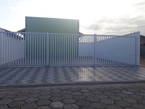 Casa de Condomínio, código 5019 em Itanhaém, bairro Cibratel II