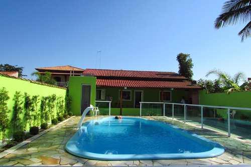 Casa, código 5023 em Itanhaém, bairro Balneário Gaivota