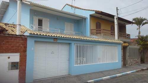 Sobrado, código 5024 em Itanhaém, bairro Jardim Suarão