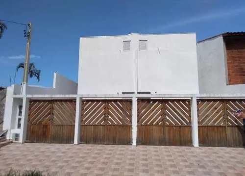 Casa, código 5027 em Itanhaém, bairro Umuarama