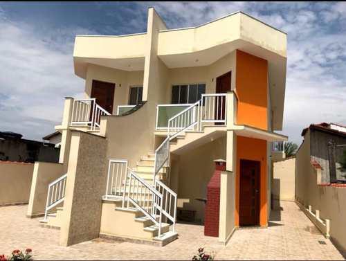 Casa, código 5037 em Itanhaém, bairro Jardim Grandesp