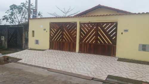 Casa, código 5045 em Itanhaém, bairro Gaivotas