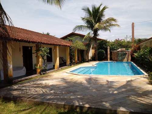 Casa, código 5048 em Itanhaém, bairro Jardim Suarão
