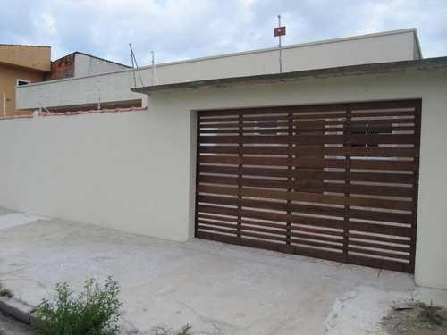 Casa, código 5052 em Itanhaém, bairro Jardim Cibratel