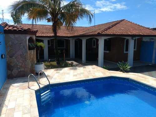 Casa, código 5055 em Itanhaém, bairro Bopiranga