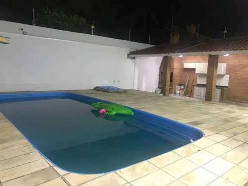 Casa, código 5082 em Itanhaém, bairro Cibratel II