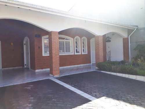 Casa, código 5083 em Itanhaém, bairro Cibratel I