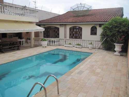 Casa, código 5089 em Itanhaém, bairro Cibratel II