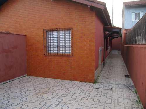 Casa, código 5093 em Itanhaém, bairro Balneário Tupy