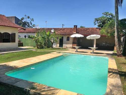 Casa, código 5112 em Itanhaém, bairro Jardim Jamaica