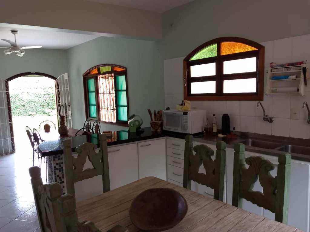 Casa em Itanhaém, no bairro Balneário Gaivota