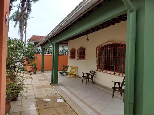 Casa, código 5120 em Itanhaém, bairro Balneário Gaivota