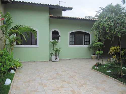 Casa, código 5122 em Itanhaém, bairro Cibratel I