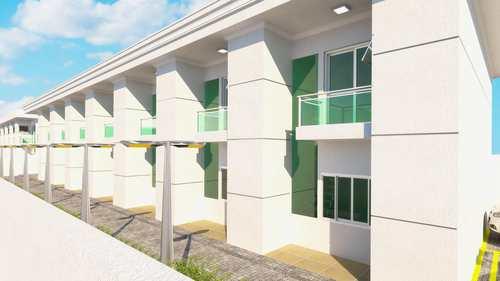 Sobrado de Condomínio, código 5130 em Itanhaém, bairro Belas Artes