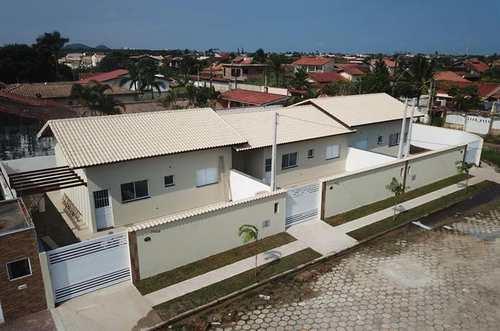 Casa, código 5141 em Itanhaém, bairro Cibratel II