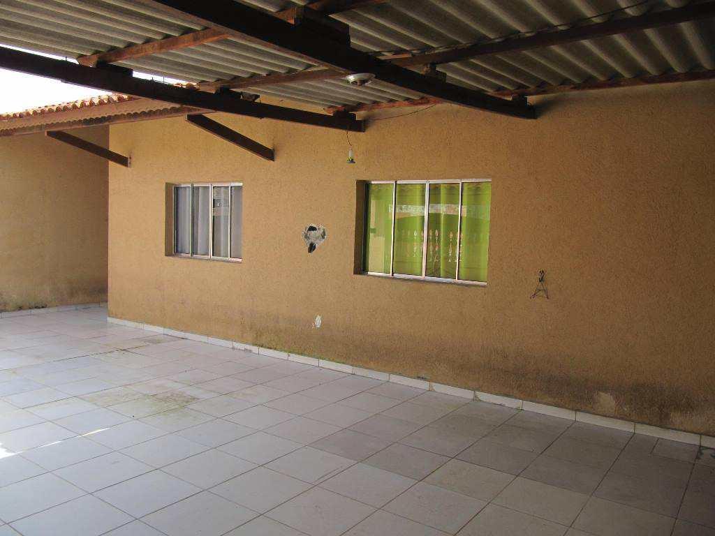 Casa em Itanhaém, no bairro Verde Mar