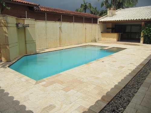 Casa, código 5155 em Itanhaém, bairro Cibratel II