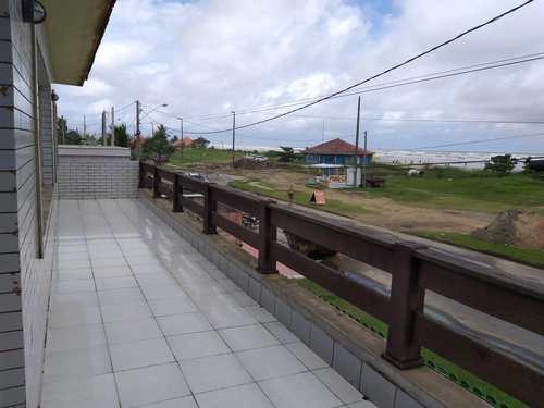 Casa, código 5165 em Itanhaém, bairro Cibratel II
