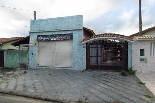 Casa, código 5176 em Itanhaém, bairro Jardim Suarão