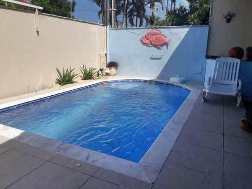 Casa, código 5182 em Itanhaém, bairro Cibratel I
