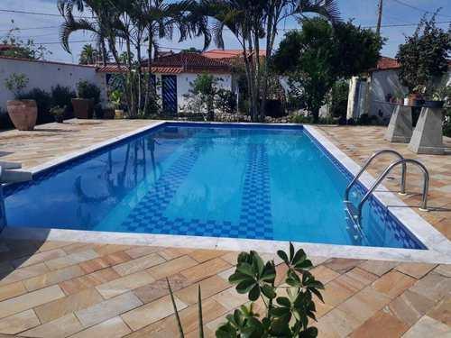 Casa, código 5189 em Itanhaém, bairro Cibratel II