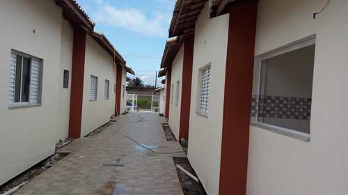 Casa de Condomínio, código 5201 em Itanhaém, bairro Cibratel II