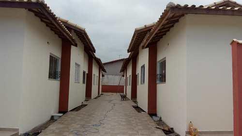Casa de Condomínio, código 5202 em Itanhaém, bairro Cibratel II